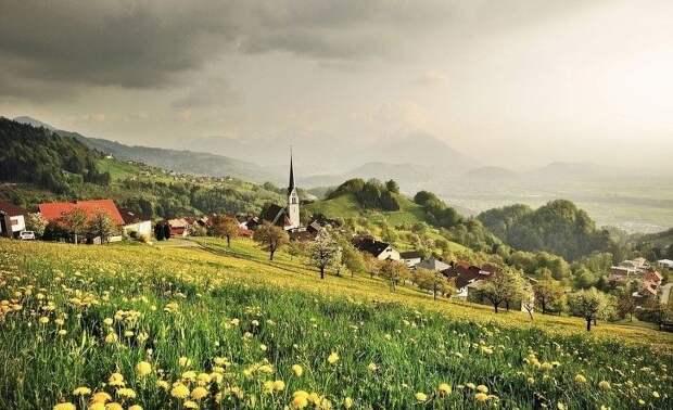 Интересные факты об очаровательном и уютном Лихтенштейне