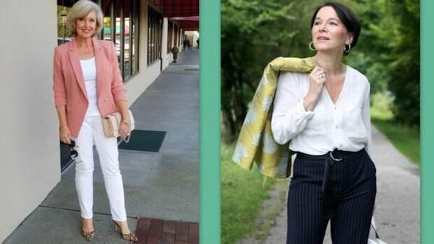 Что можно носить офисному работнику: образы на любой возраст