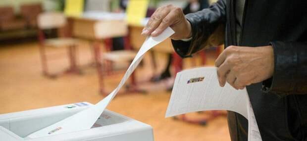 На выборах в Москве не было замечаний к работе участков. Фото: mos.ru
