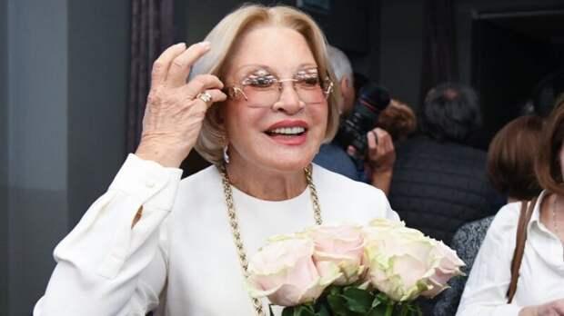 Садальский показал фото Людмилы Максаковой накануне 80-летия