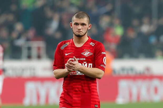 «Спартак» строго накажет футболиста, избившего пешехода