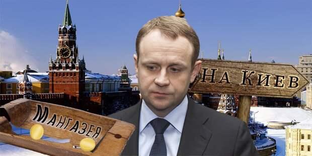 Янчукову стало тесно на российских просторах?