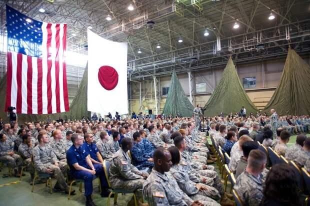 Все беды из-за американских баз: японцы о вспышке коронавируса