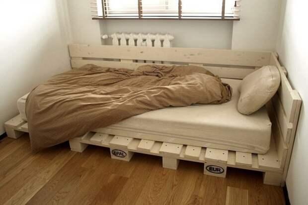Дополнительное спальное место для гостей. /Фото: i0.wp.com