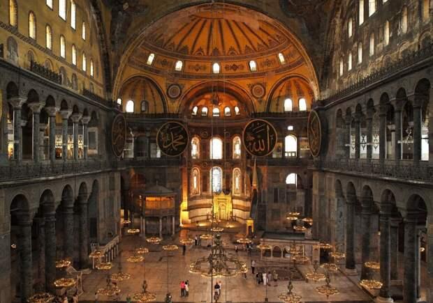 Свободный вход в храм Святой Софии и сохранность христианских святынь: что гарантировал Эрдоган Путину