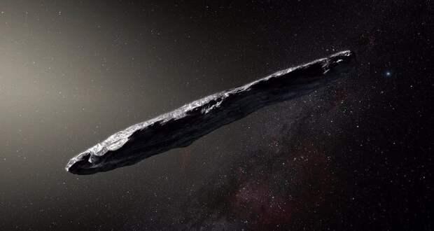 В Гарварде заявили, что астероид Оумуамуа состоит из мусора инопланетян