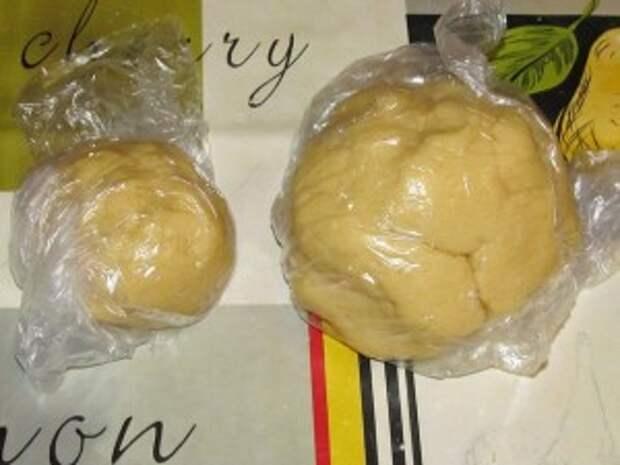 тесто в пакетах