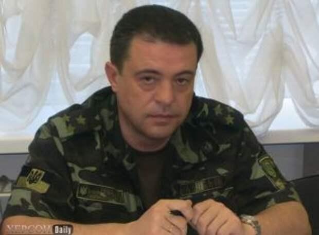 Зрада, зрадная, херсонский военком поддерживает Путина