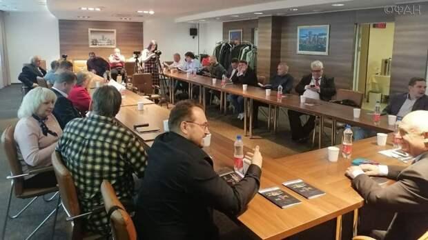 Влияние западных фондов и НКО на белорусское общество обсудили в Минске