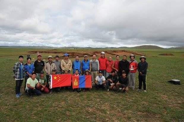 Архангай аймак – колыбель хүннү-монголов, здесь располагался город Хүннү