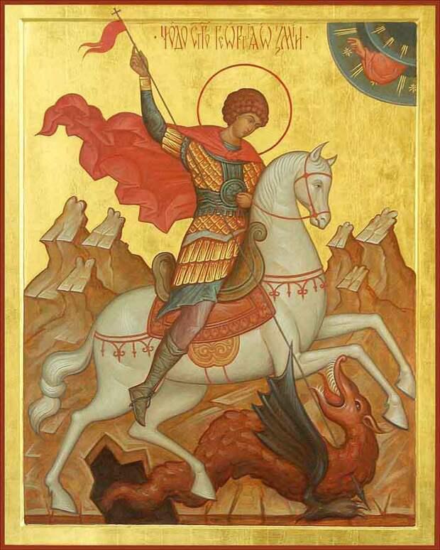 6 мая День Святого Георгия Победоносца - история великомученика