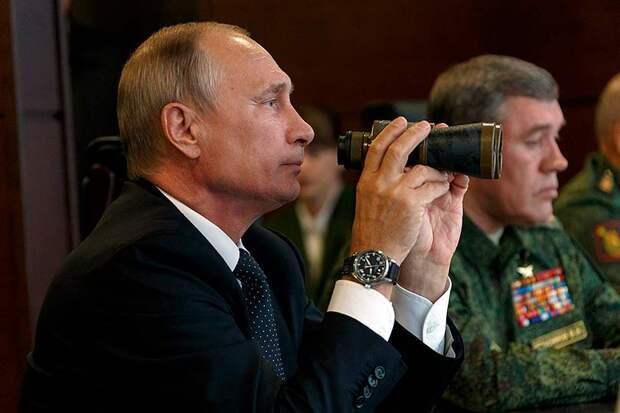 Путин подарил россиянам на Новый год «Авангард», который фактически нивелирует западную ПРО