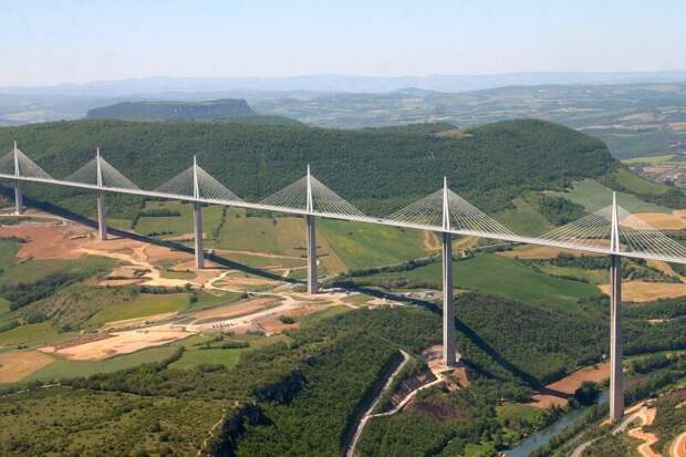 Мост Мийо — революционное решение как это делается, мост, строительство