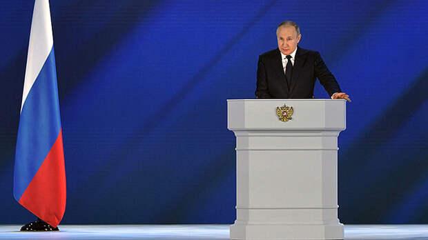 Беспроигрышный рецепт победы над Западом от Путина: Развивать свою страну