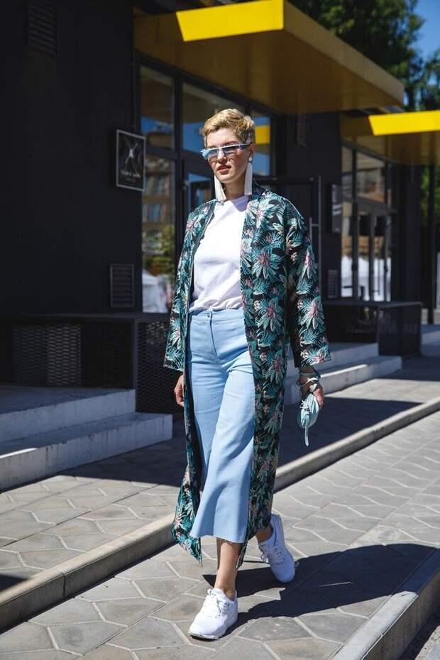Незаменимая деталь летнего гардероба 2020 — КИМОНО!