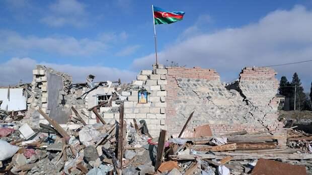 Второй Афган? О ситуации в Нагорном Карабахе