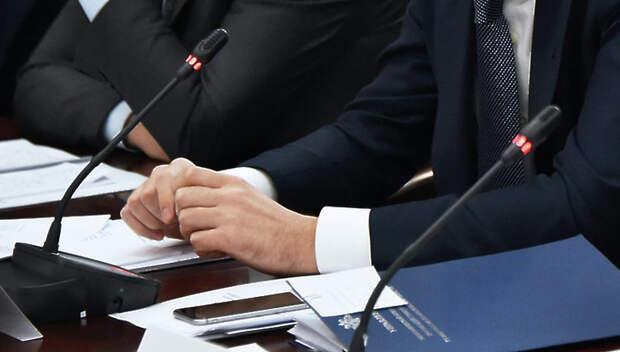 Воробьев представил нового министра образования Московской области