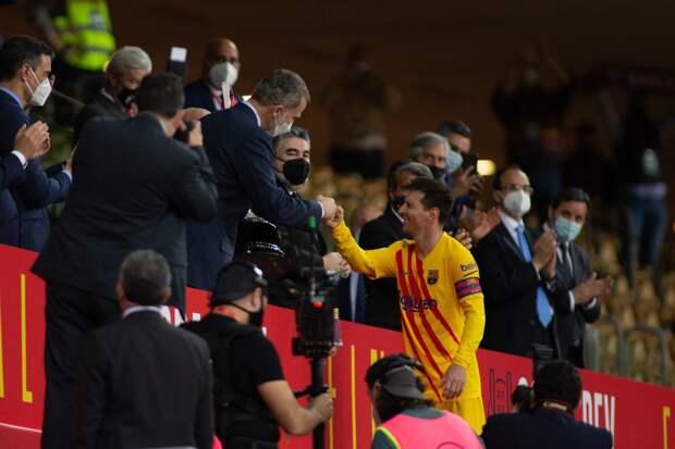 «Барселона» готовит для Месси новый контракт