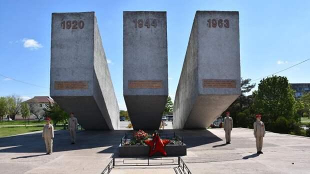 Торжественные мероприятия, посвященные 76-ой годовщине  Победы в  Великой Отечественной войне 1941-1945 годов