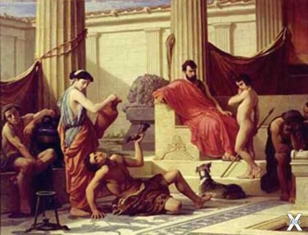Мифы о Спарте