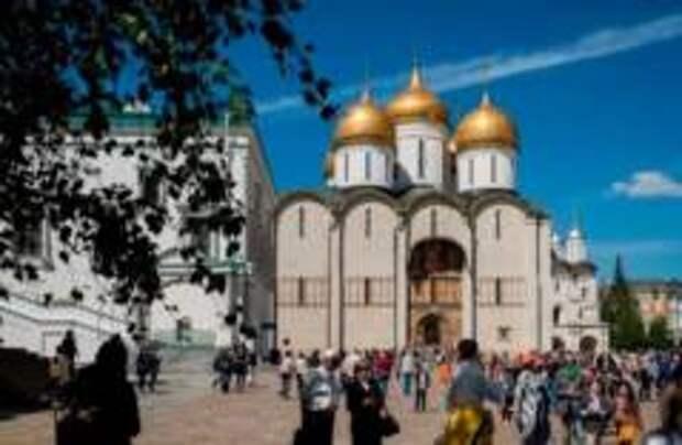 Музеи Московского Кремля посетило более трех миллионов человек