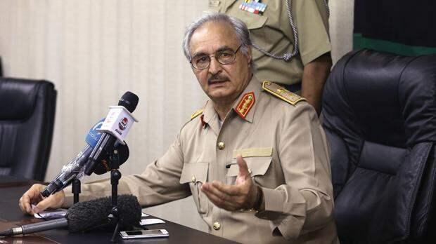 Ливия просит Россию начать операцию против исламистов