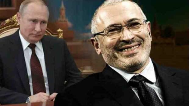 Ходорковский и Пригожин…