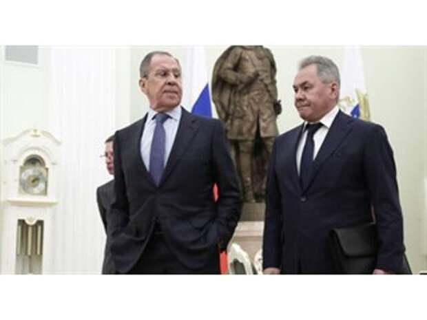 Дипломатический разворот: Лавров и Шойгу не долетели до Анкары