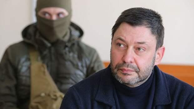 Главред RT Симоньян призвала Зеленского освободить Вышинского на украинском языке