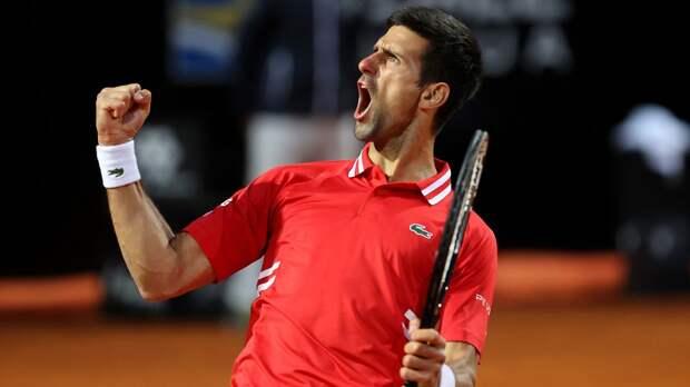 Джокович не испытал проблем в матче с Куэвасом и вышел в третий круг «Ролан Гаррос»