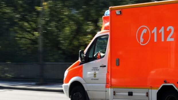 Один человек погиб при обрушении моста в Германии