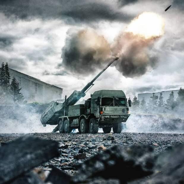 Колесная САУ для армии США. Накануне испытаний