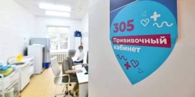 Пенсионеры получат призы за прививку / Фото: Фото Ю. Иванко. Mos.ru