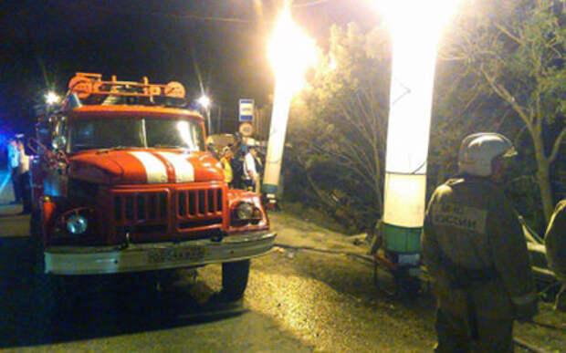 Трое погибли, 41 пострадали: страшное ДТП автобуса и кроссовера