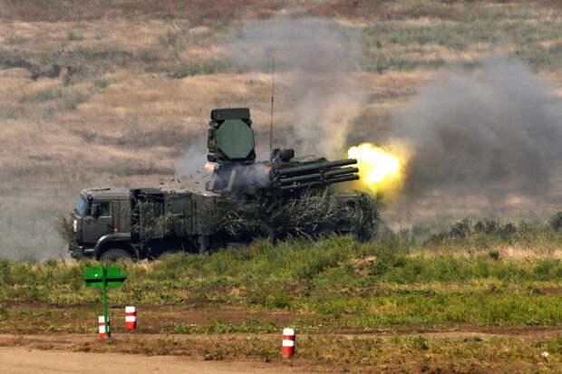 """Российские """"Буки"""" и """"Панцири"""" зарекомендовали себя - они сбивают израильские ракеты в Сирии: 22-е из 24-х за последнее время"""