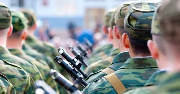 Около 300 братчан отправятся в армию этой весной