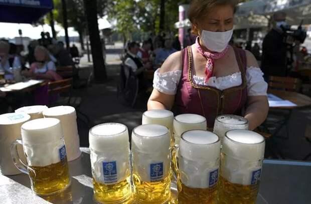 В Германии отменили проведение «Октоберфеста» в 2021 году