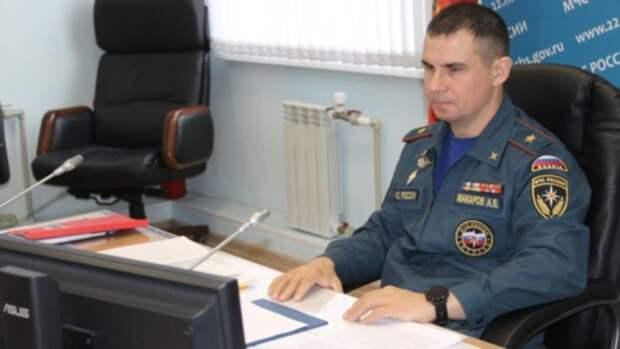 Стало известно, сколько заработал начальник МЧС Алтайского края за 2020 год