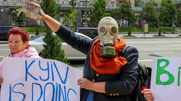 В Киеве решили: Москва заплатит. Чем и за что – ещё не договорились