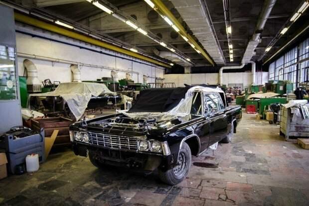 5 крупных советских автозаводов, канувших в лету