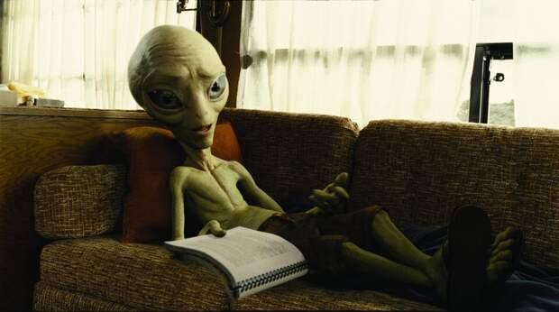«Пол: Секретный материальчик»: «E.T.» для взрослых дядек