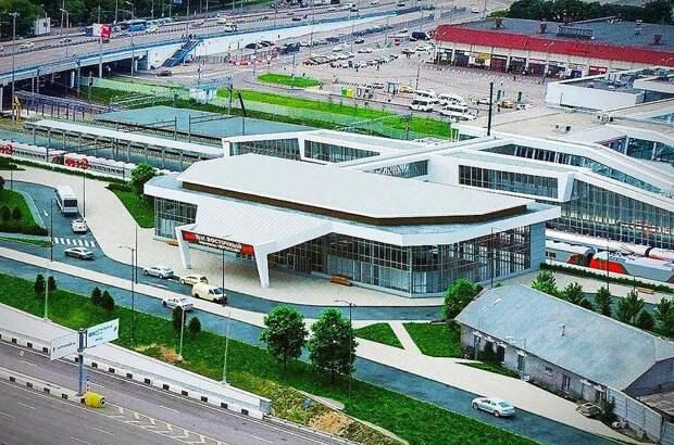 В Москве впервые за 100 лет открыли новый вокзал