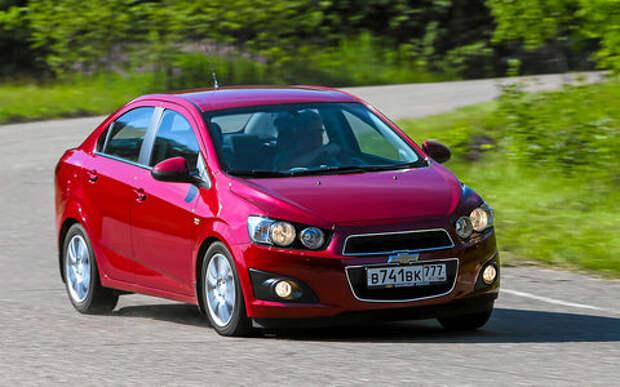 Chevrolet Aveo с пробегом: как выбрать лучший