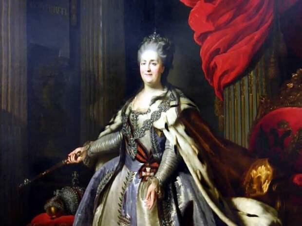 Почему США обязаны своей независимостью российской императрице Екатерине II