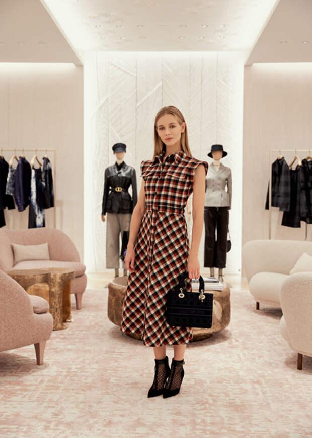 Полина Гагарина, Юлия Снигирь, Рената Литвинова и другие гости коктейля Dior