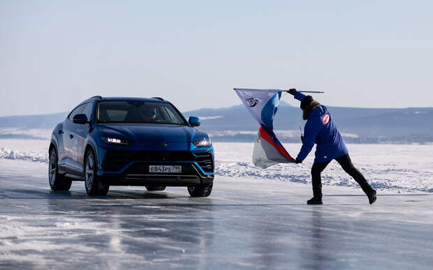 Опережая ураган: установлены новые рекорды на Байкале