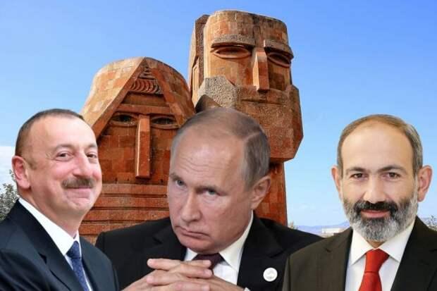 Малая мировая война: геополитические мотивы карабахского конфликта