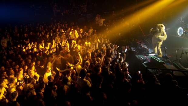 Названа самая громкая площадка фестиваля Ural Music Night