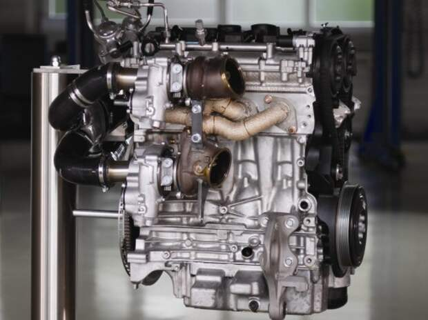 Volvo представила уникальный 450-сильный турбомотор 2.0