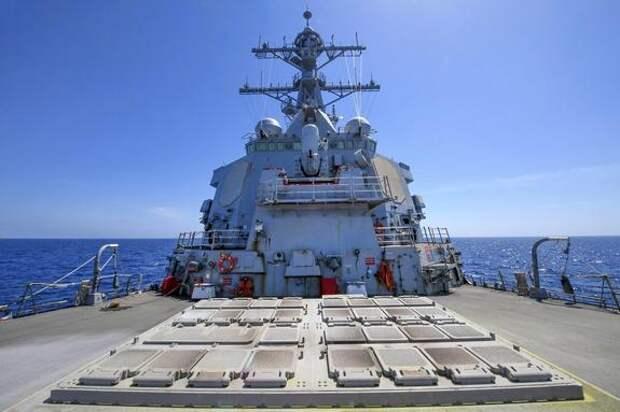 Издание EurAsian Times назвало переброску в Черное море ракетного эсминца Laboon провокацией США перед встречей Байдена и Путина